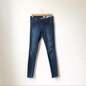 All Saints | Ashby Skinny Fit Dark Wash Jeans 28